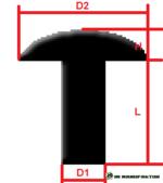 m6 titan schraube grade 5 iso 7380 linsenkopf sechsrund schwarz titanschrauben schwarz. Black Bedroom Furniture Sets. Home Design Ideas